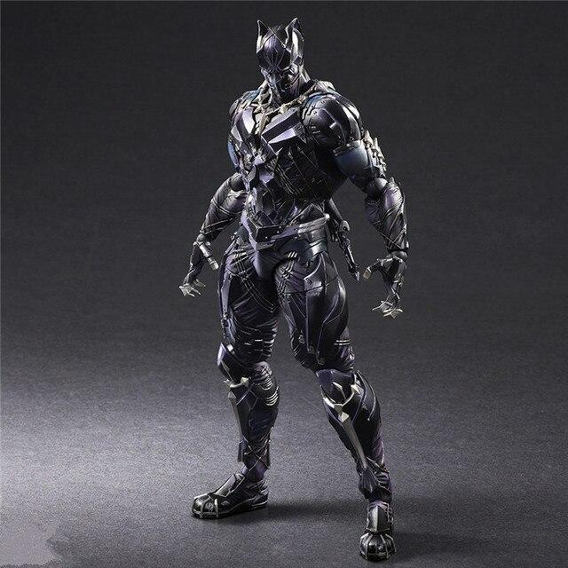 Фигурка Черная Пантера Marvel 27 см
