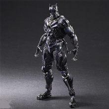 Jogar artes 27cm marvel avengers pantera negra super herói figura de ação modelo brinquedo