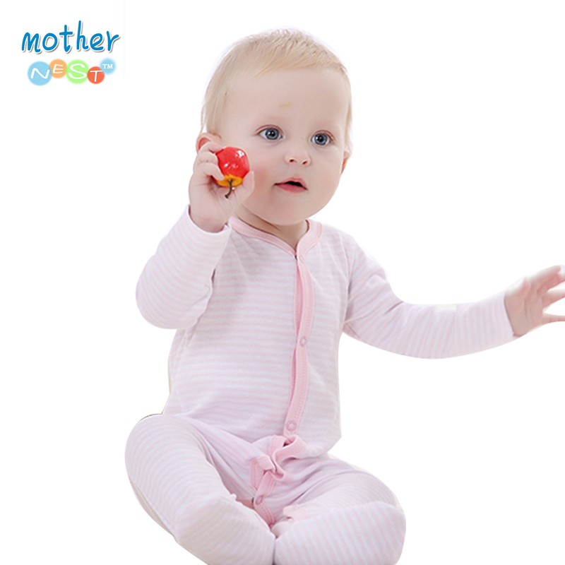 2016 Baby Clothes Little Bear Cute Baby Rompers Cotton Body Ropa Long Sleeve Infant Boys Girls Spring Summer Jumpsuit (2)
