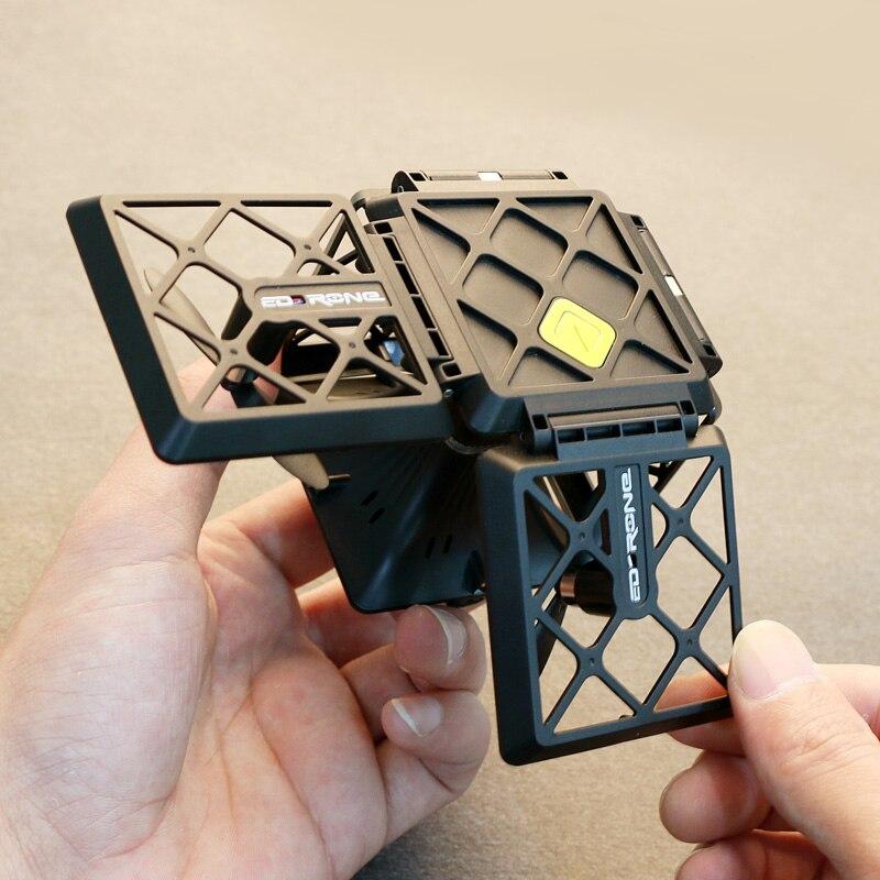 Selfie Drohne mit HD Kamera Drone Faltbare Cube Eders RC Drohnen Höhe Halten Baby Elfie Drone VS E58 XS809HW X5SW