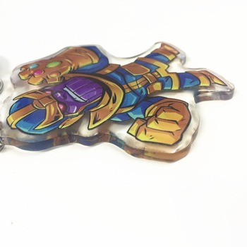 Брелок Танос Мстители Marvel 1