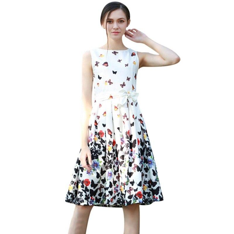 b7ca3a3d495 Женское платье с бабочкой