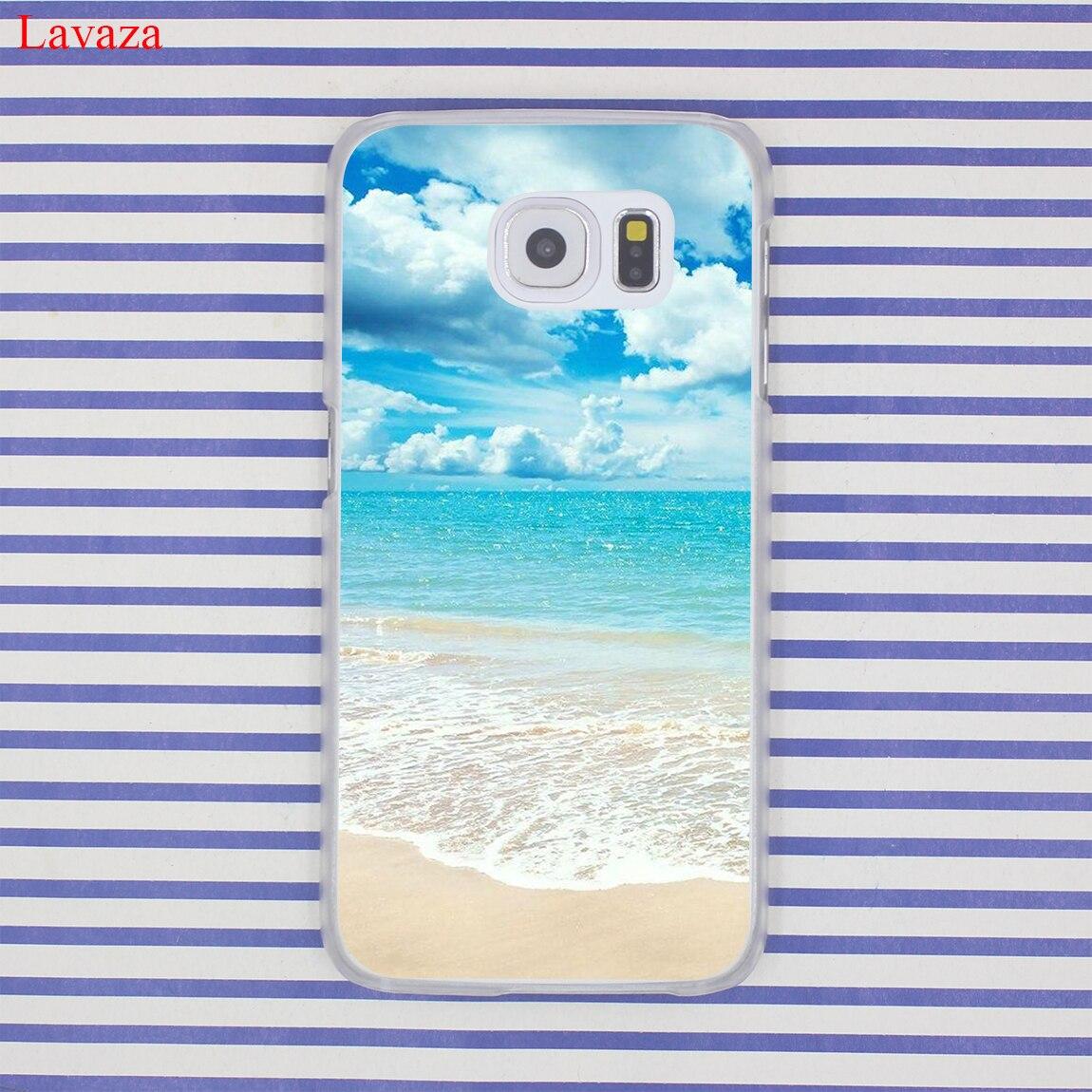 Funda de teléfono Lavaza Clear Sea Sky Sandy beach para Samsung - Accesorios y repuestos para celulares - foto 3