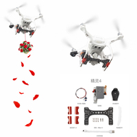Thrower Set for DJI Phantom 4 Pro/ V2.0 Drone Upgrade Accessories