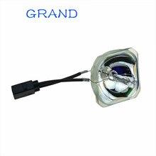 Compatível lâmpada do projetor elplp42 para EB 410WE/EMP 280/EMP 83C/EB 410W/EMP 400/EMP 400W/EMP 410W/EMP 822/EMP 83//happybate