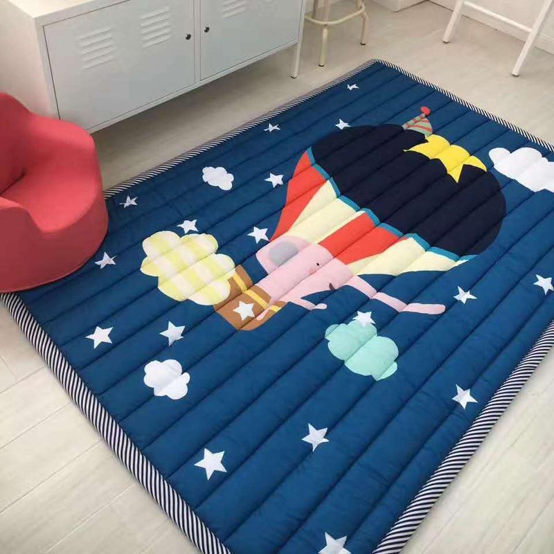 Eva bébé puzzle tapis de jeu sac de rangement tapis mousse pour enfants infantile tapis de jeu enfants tapis de jeu en peluche canard jouets pour bébé couverture