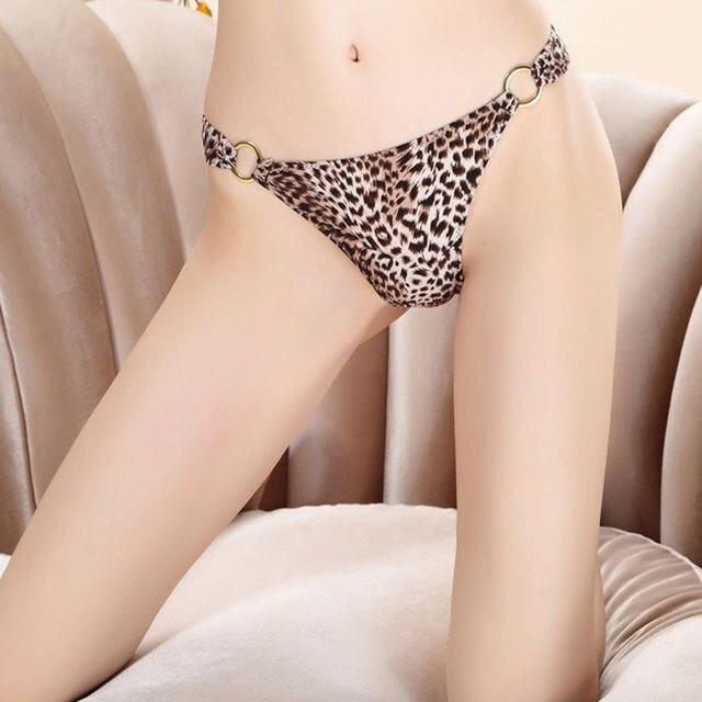 hot thong panties had