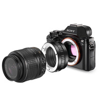 Neewer Крепление объектива адаптер для minolta md объектив Sony NEX E-Mount Камера подходит Sony A7/s /SII/R/RII/a7ii a3000 a6000 a6300
