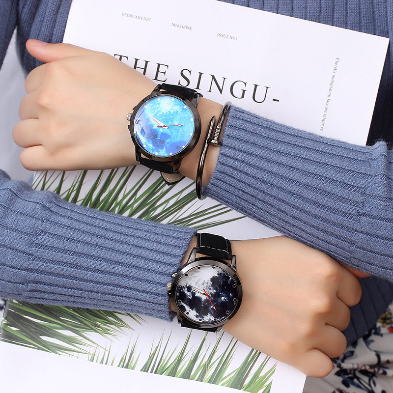 Hot Sale Women Bracelet Watch Female Quartz Women Watches Fashion Clock Ladies Watch Waterproof Vintage Watch For Girls Starry