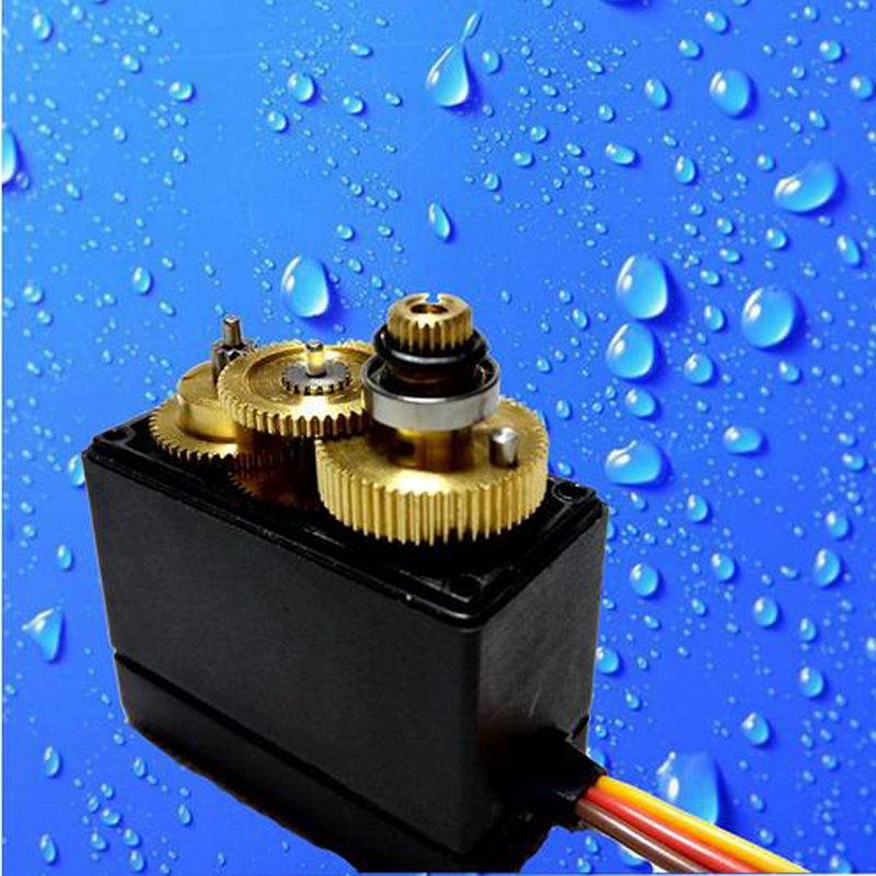 DT-3316 Waterproof High Torque full Metal Gear RC Servo motor airplane helicopter boat car Digital Servo, 15kg torque,angle of mcdc706 full digital dc servo motor driver digital dc servo motor controller mcdc706 replacement of mcdc506 200w up to 6a 70v dc