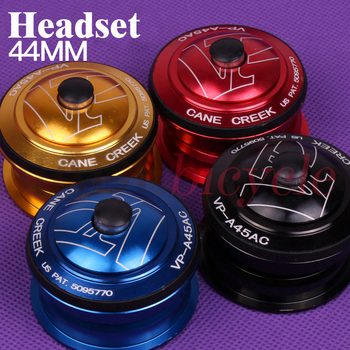 Bicycle Peilin Bearing Headset 44MM Aluminum Cartridge Headset Bowl Set 4 Colors Optional Bicycle Equipment Parts Accessories