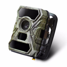NEW Arrival! 1080P S880 Scouting Trail Camera 12MP digital camera 56pcs LEDs suntek wildlife hunting trail camera Free Shipping
