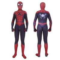 Spider Man: Far From Home New version Costume Cosplay Zentai Superhero Bodysuit Suit Jumpsuits Super Hero Cosplay BOOCRE