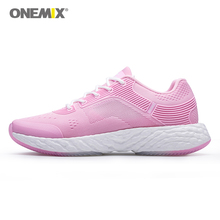 summer running shoes womens sports tennis breathable light girl road Trail Sneaker  1361
