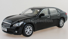 * Black 1/18 Infiniti Q70 Q70L 2014 Diecast Model Cars Hot Selling Alloy Scale Models Limited Edition