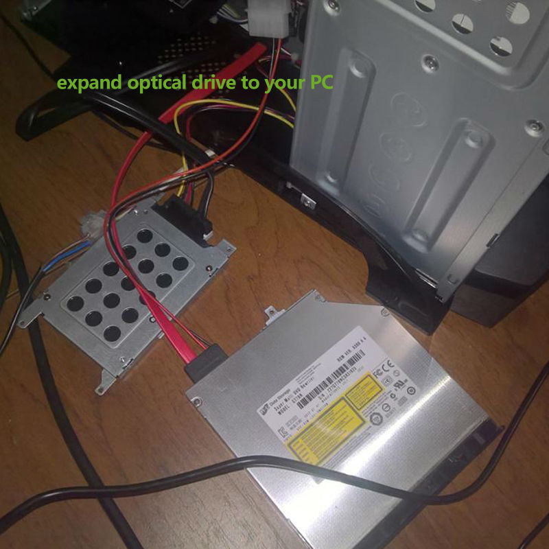 ULT үздік 30 см Slimline SATA кабельдері Molex Slim - Компьютерлік кабельдер мен коннекторлар - фото 6