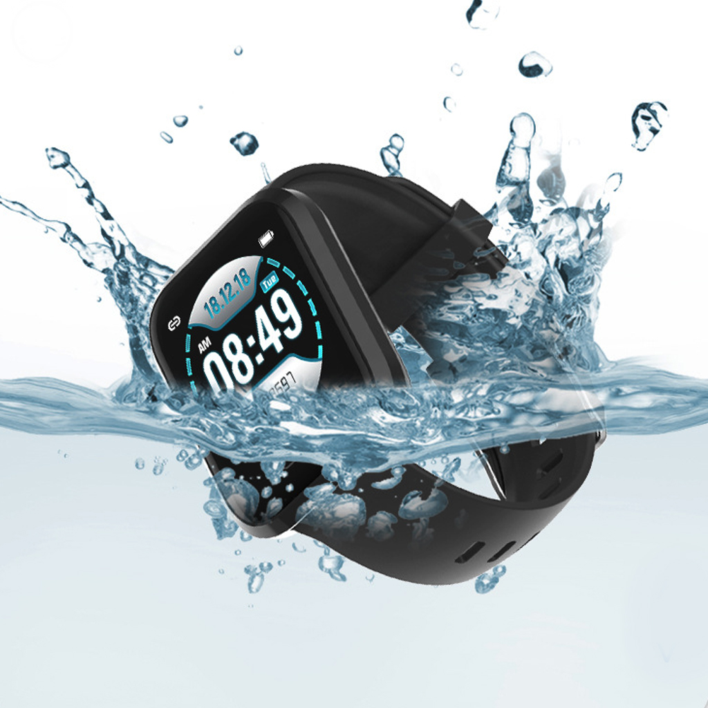 Image 5 - P30 Smart Watch Bluetooth Step Counter Waterproof Call Reminder Smart Bracelet 1.3 Inch Health Fitness Tracker For Android IOS-in Smart Watches from Consumer Electronics