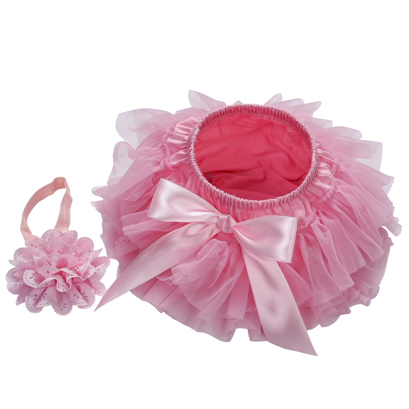 Baby Cotton Tulle Ruffle   Shorts   Bloomers Cute Baby Diaper Cover Newborn Flower   Shorts   Toddler fashion Summer Clothes