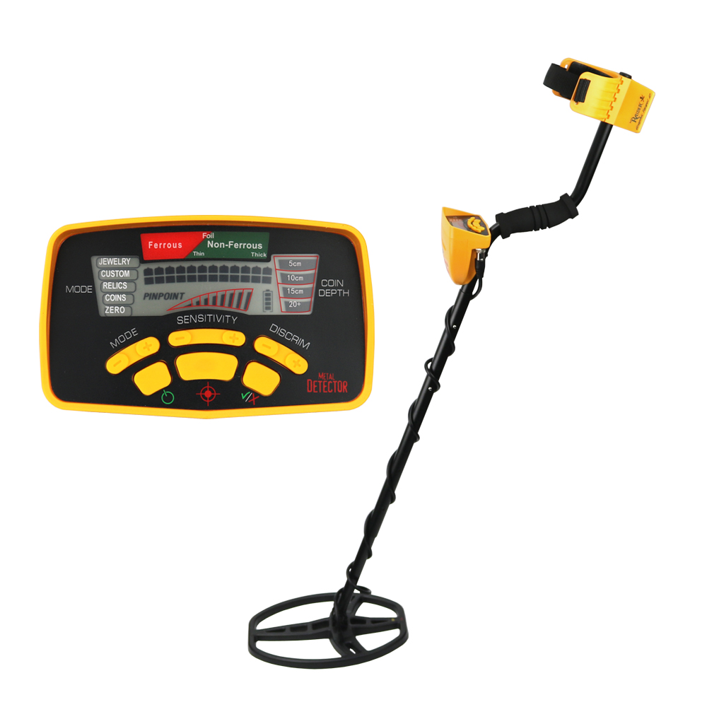 Underground Metal Detector MD6350 Professional Gold Digger Treasure Hunter/MD6250 Updated MD-6350 Detecting Equipment Pinpointer