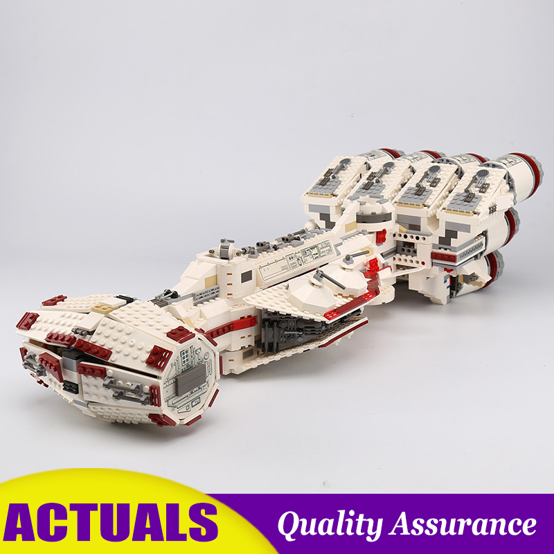 Rebel Blockade Runner Compatible 10019 05046 Star Series Wars Tantive IV Set Building Blcoks Spaceship Bricks