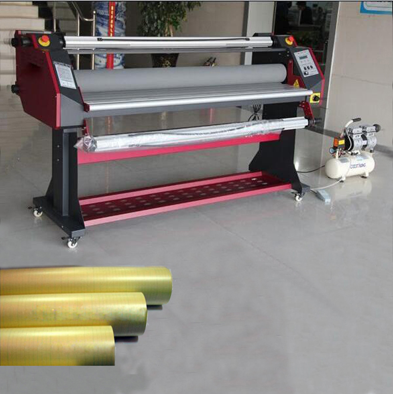 Wide Format Heating Thermal Laminator Hot Roll Laminating Machine For Advertising Printers Aliexpress