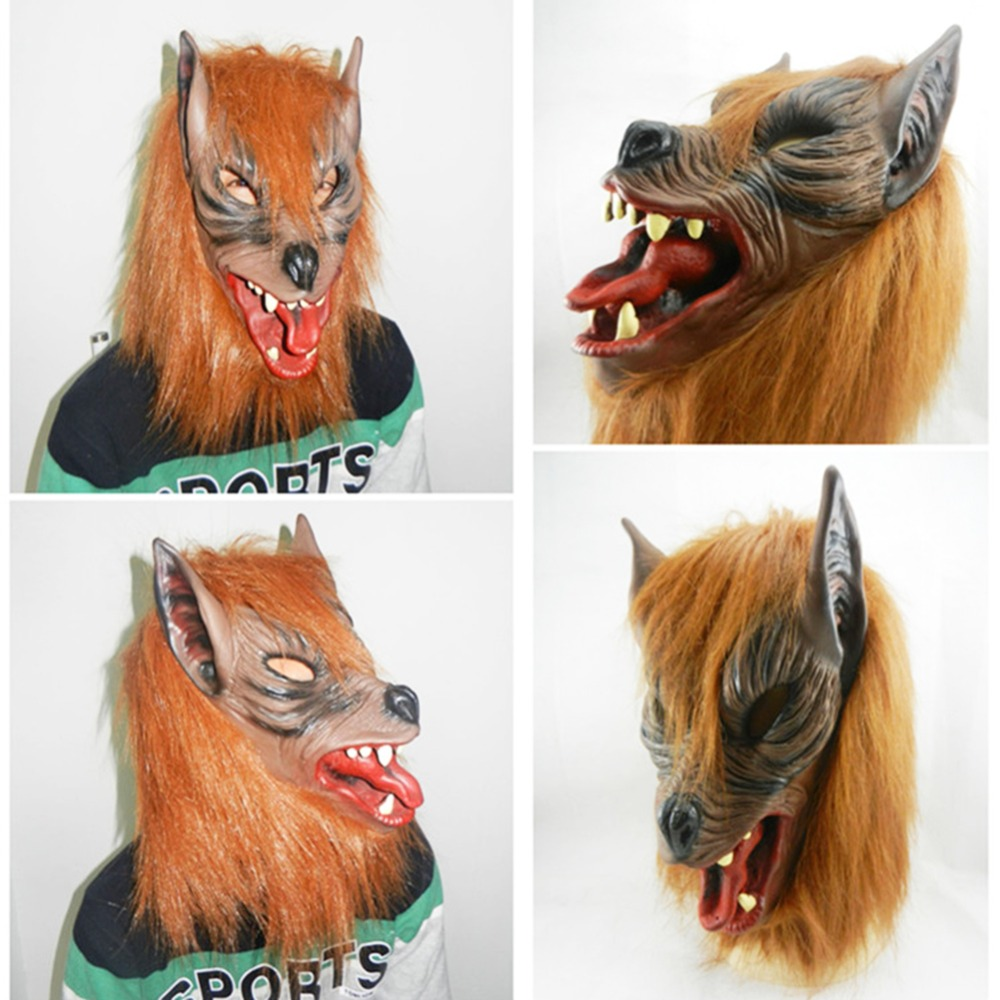 Compare Prices on Wolf Mask Costume- Online Shopping/Buy Low Price ...