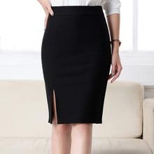 ecdb66dce Compra ladies grey work skirts y disfruta del envío gratuito en ...