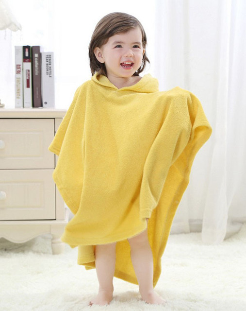Free Ship Retail Hooded Animal Modeling Baby Bathrobe Cartoon Kids Spa Towel Character  Kids Bath Cape Robe Infant Beach Towels 256c84d42