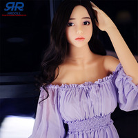 Beauty gril doll head Adult Love Dolls Heads Fit For 135cm 170cm Body Full Silicone Sex Doll Head Japanese sex toys