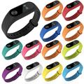 xiaomi band 2 strap For Xiaomi Miband 2 Bracelet Xiaomi Mi band 2 Strap Wrist for Original Miband 2 OLED Display Wristbands