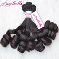 Angelbella Hair Brazilian Curly Bundle Aliexpress Hair Weave Double Drawn Fumi Hair 3 Bundles Human Hair Weaving Quality Upgrade