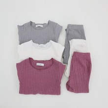 Baby Girls Clothing Suit T Shirt+pants Infant Baby