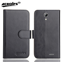 Haier Alpha A1 Case 6 Colors Dedicated Leather Exclusive Special Crazy Horse Phone Cover Cases Credit Wallet+Tracking все цены