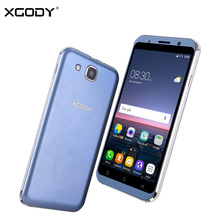 XGODY S11 3G Unlocked Mobile Phone Android 5.1 MTK6580 Quad Core 1+8 Dual Sim Cards Smartphone GSM WCDMA Cellphone Celular Phone