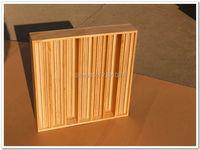 B1Box (2 шт.) 60*60*10 см Звук акустический диффузор панель поглощения лечение акустической системы 3D звук диффузор