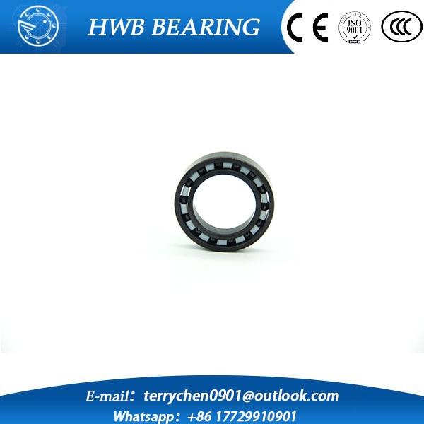 Free shipping 6814 full SI3N4 ceramic deep groove ball bearing 70x90x10mm  HIGH  QUALITY free shipping 2pcs v625 90 v625zz v groove deep groove ball bearing 5x16x5mm pulley bearing