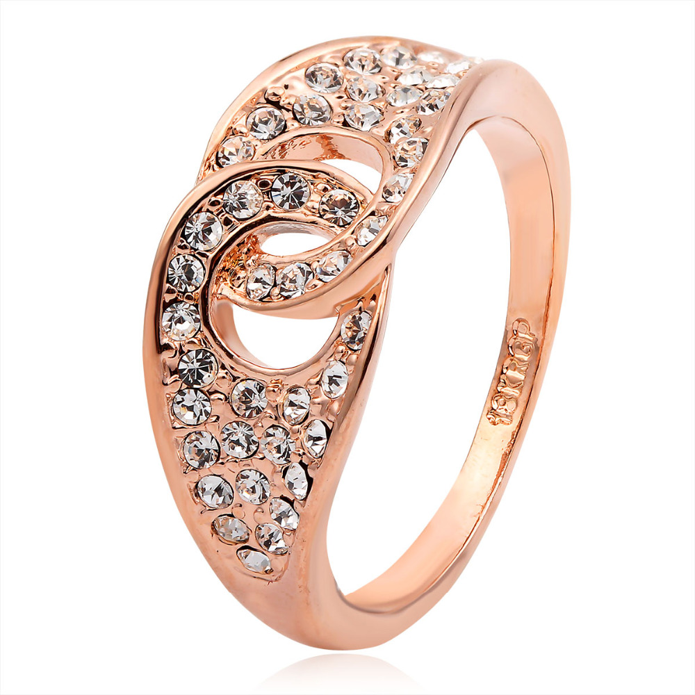 ring cubic carat ct round solitaire band infinity products twist the cz engagement katherine with oversized zirconia