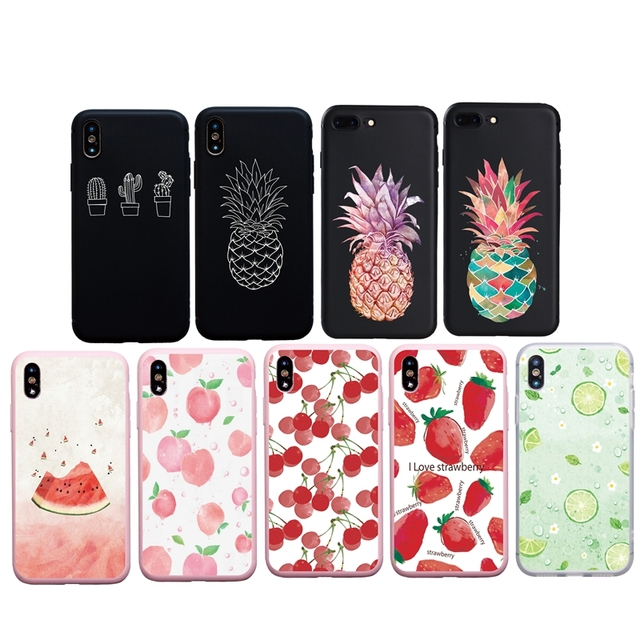 coque iphone xs max ananas