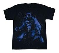 BATMAN-Màu Xanh Tím Logo-T ÁO-XL-2XL Brand New-Chính Thức T Áo Sơ Mi