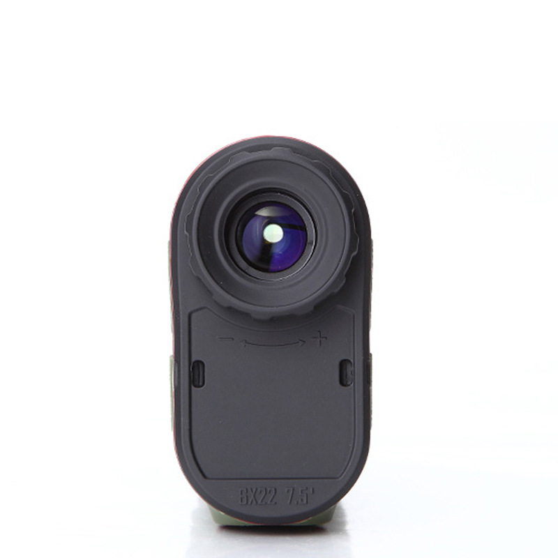 1000M 6X22 Speed Angle and Height Measuring aser Rangefinders Telescope Distance Measure Meter Laser Rangefinder for Hunting - 2