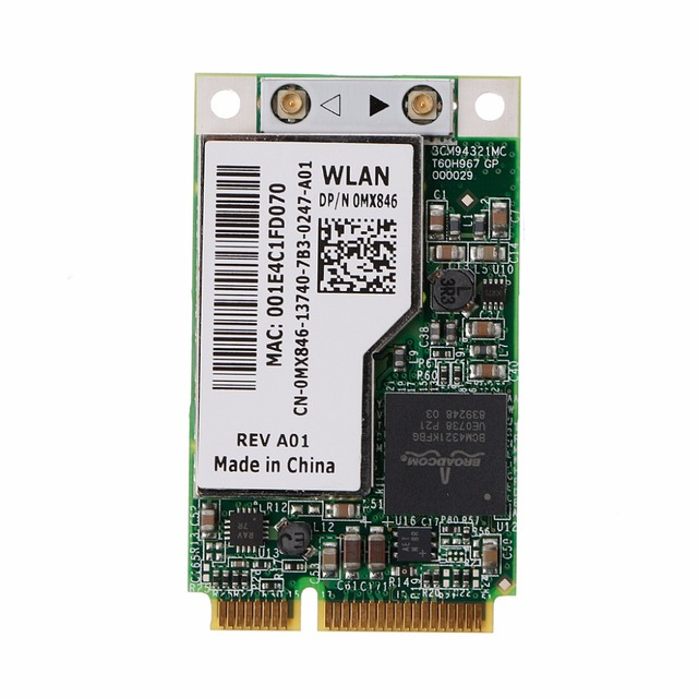 DELL 1505 WLAN PCIE CARD WINDOWS 7 64BIT DRIVER DOWNLOAD