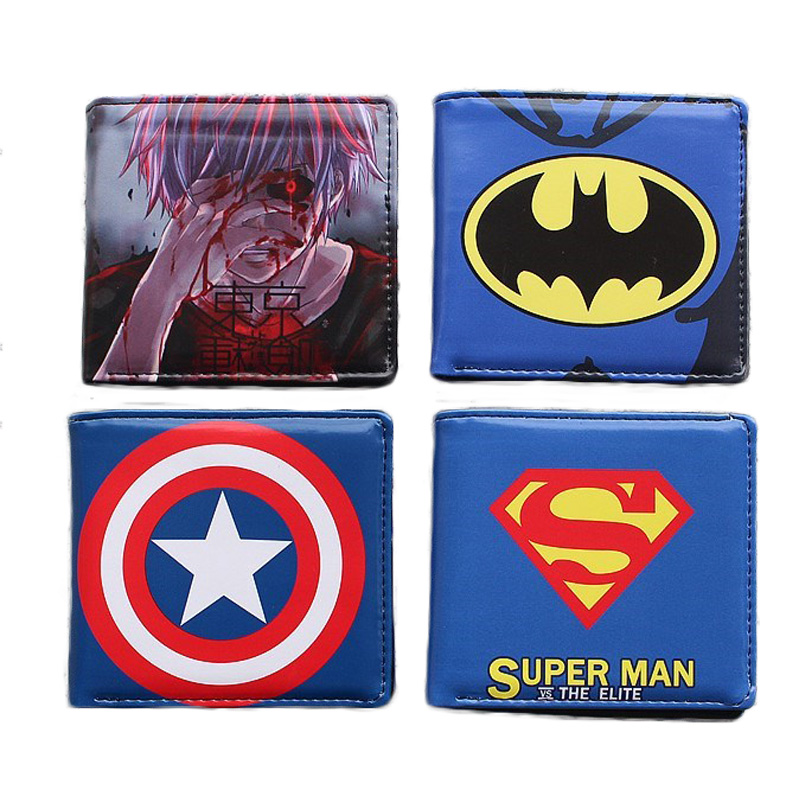 Wholesale Children's Wallets Various Cute Cartoon Kids Love Purse Wallet Cartoon Students Small Wallet