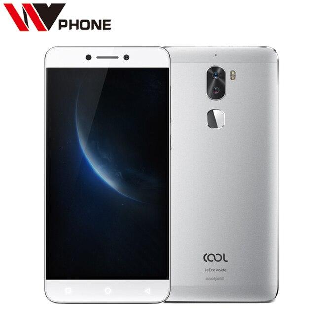 """Оригинальный LeTV Cool1 двойной Pro LeEco Coolpad здорово 1 мобильный телефон 3 ГБ Оперативная память 32 ГБ 5.5 """"FHD 13MP Отпечатков пальцев ID"""