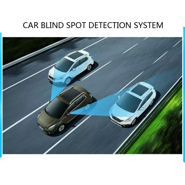 Ultrasonic Blind Spot Detection System Bsd Change Lane