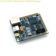 ALINX XILINX FPGA core board Black gold development board ZYNQ ARM ZYNQ7020 xilinx spartan6 xc6slx16 microblaze sdram usb2 0 fpga development board a type