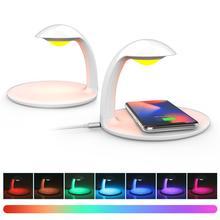 Qi Samsung LED para