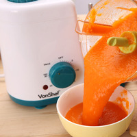 220V Multifunctional Electric Blender Baby Food Cooking Machine Stewing And Mixing Machine With Heating Function
