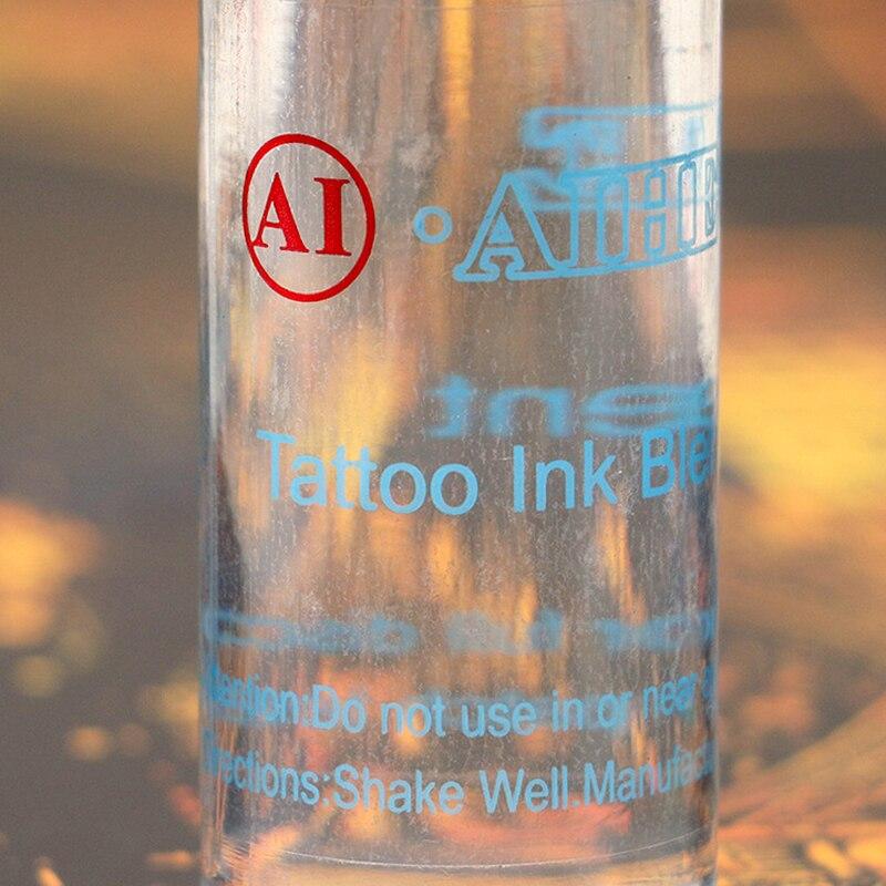 Image 3 - Líquido do agente de mistura da tinta da tatuagem 30 ml para a  tinta que fixa a tatuagem suppies para a loção mais fina da tinta da  tatuagem dos pigmentosAcessórios para tatuagem