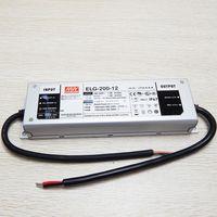 UL IP67 75W 100W 150W 200W 240W MeanWell Led Driver Adapter AC100 350V DC 12V 24V Waterproof Power Supply Transformer