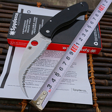 Hot selling VG-10 Blade material G10 handle folding knife camping Hunting Survival Tactical knives EDC Multi tools